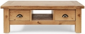 Willis & Gambier Originals Normandy Coffee Table with Drawers